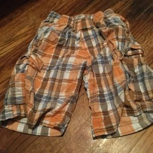 Size 7 short pants